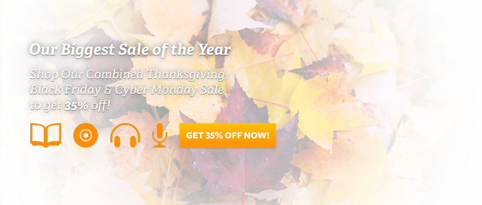 2018 Thanksgiving Sale